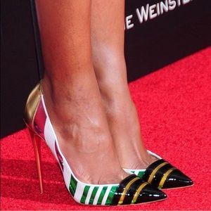 🏆HP🏆CHRISTIAN LOUBOUTIN Pointed-Toe Pumps